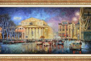 Igor Razzhivin. Праздничный свет Большого театра