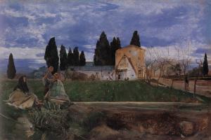 Джон Уильям Инчболд. Весна в Испании