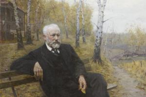Гелий Михайлович Коржев. Чайковский