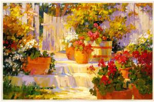 Стив Сонгер. Цветы