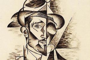 Феликс Дель Марль. Self Portrait