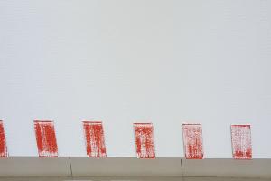 "Красный счёт (Выставка ""Простые цифры"")"
