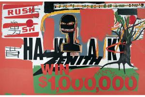 Жан-Мишель Баския. Выиграй 1 000 000 долларов!