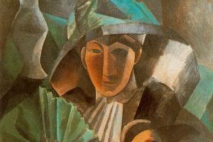 Пабло Пикассо. Веер