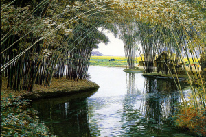 Цзянь Чонг Мин. Красота природы