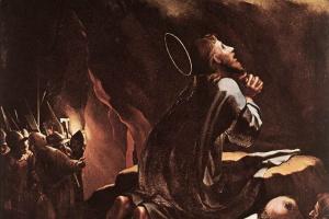 Ганс Гольбейн Младший. Фрагмент Страстей Христовых