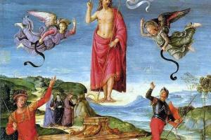 Рафаэль Санти. Воскресение Христово
