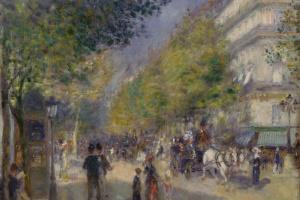 Large boulevards