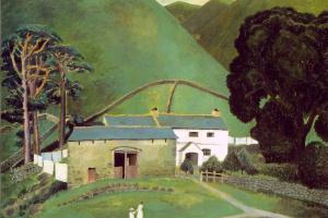 Ферма возле горы Ватендлат (авторство не доказано)