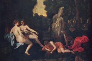 Нарцисс и Эхо