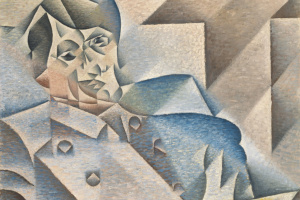Портрет Пабло Пикассо