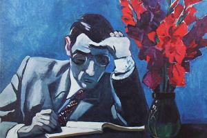 Александр Александрович Дейнека. Трудное решение