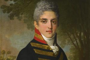 Портрет Ардалиона Петровича Новосильцева