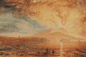 Joseph Mellord William Turner. The Bay Of Naples