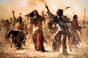 Говард Терпнинг. Танцы