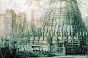 Architectural fantasy 03