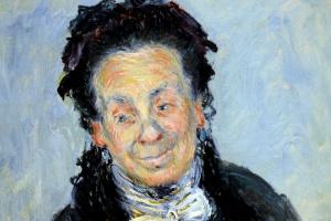 Портрет Юджинии Графф (Мадам Поль)