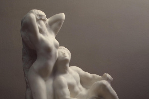 Auguste Rodin. The poet and the Muse
