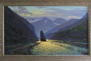 """""""Abode of wisdom"""" Tibet"""