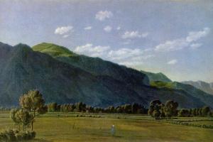 Вид на долину Кройт