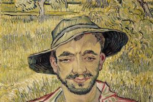 Винсент Ван Гог. Молодой крестьянин