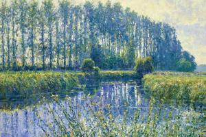 Claude Monet. The River Thames