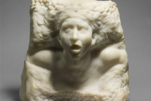 Auguste Rodin. Shock
