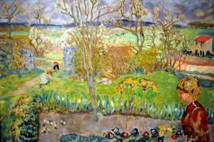 Пьер Боннар. Ранняя весна