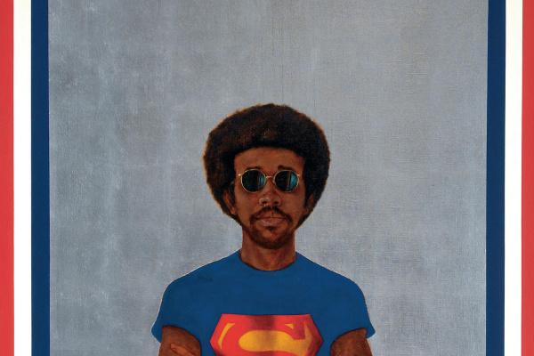 Баркли Л. Хендрикс. Икона для моего человека-Супермена (Супермен никогда не спасал ни одного черного человека - Бобби Сил)