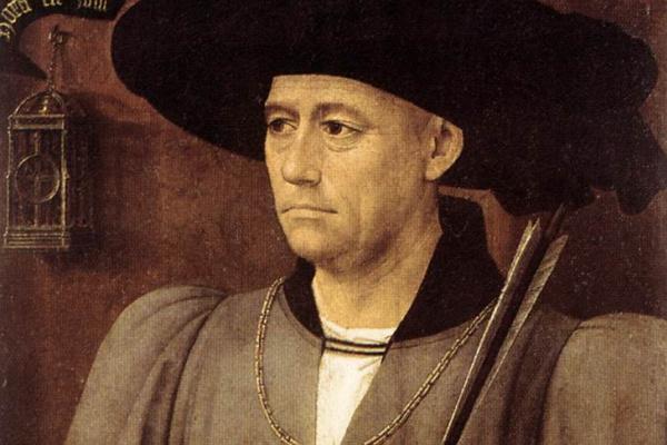 Рогир ван дер Вейден. Портрет мужчины