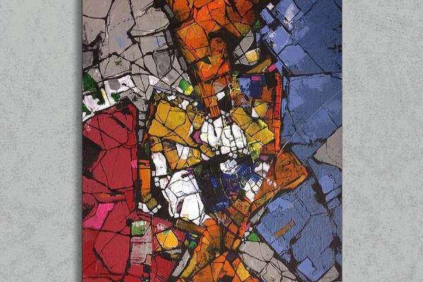 Mike Bezloska. Abstraction 104