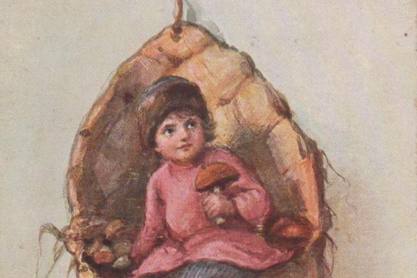 Елизавета Меркурьевна Бём. Коль назвался грибом, полезай в кузов!