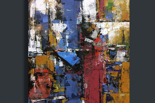 Mike Bezloska. Abstraction number 94