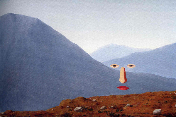 René Magritte. Every day
