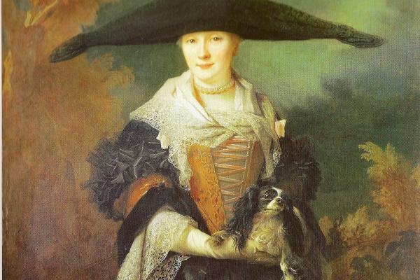 Никола де Ларжильер. Прекрасная жительница Страсбурга