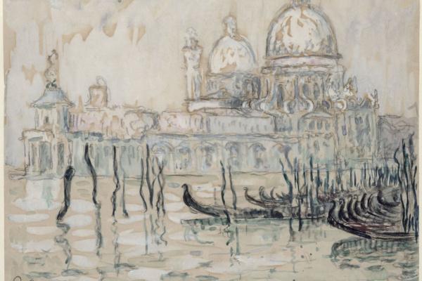 Поль Синьяк. Венеция