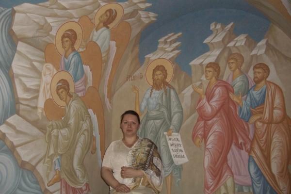 Наталья Володина. Богоявление ( Крещение )