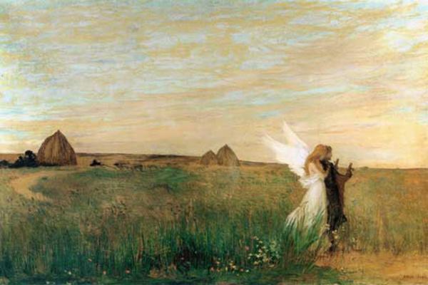 Эдмон Франсуа Аман-Жан. Крылья ангела