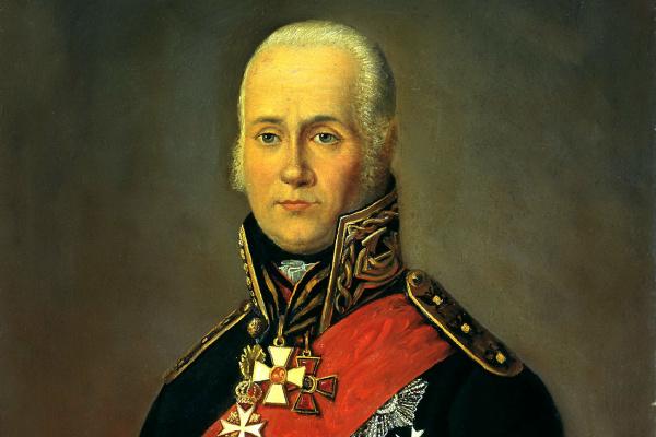 Пётр Бажанов. Адмирал Федор Федорович Ушаков