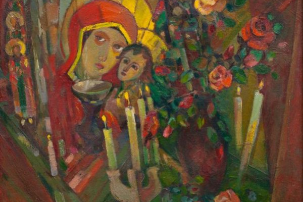 Владимир Иванович Остроухов. Розы памяти