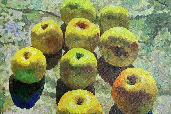 Михаил Рудник. Apples