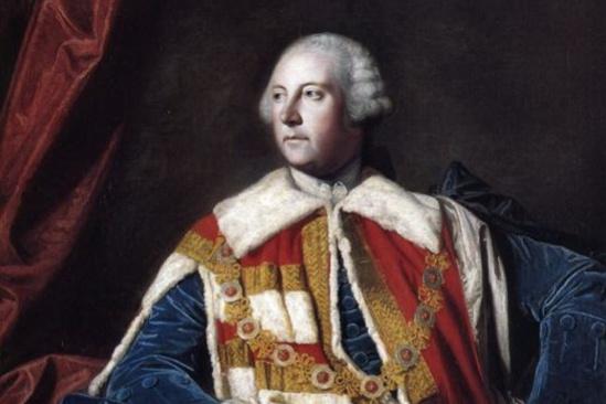 Джошуа Рейнольдс. Портрет Джона Расселла, 4-го герцога Бедфорда