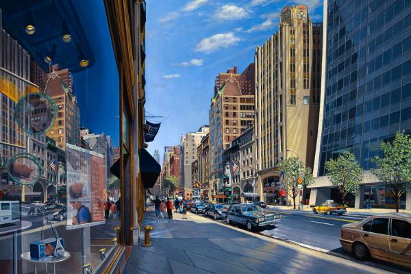Роберт Неффсон. 57 Street