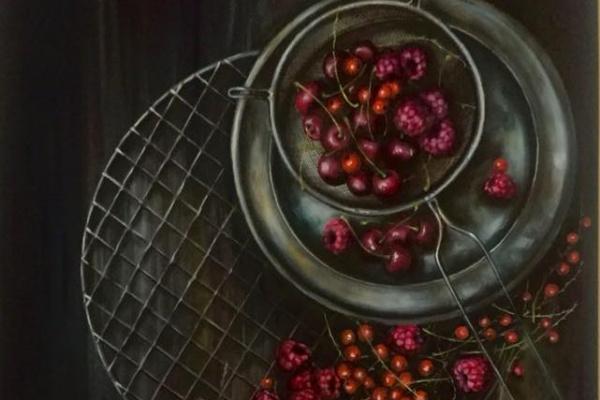 Hope Sosnovikova. Fruit icecream