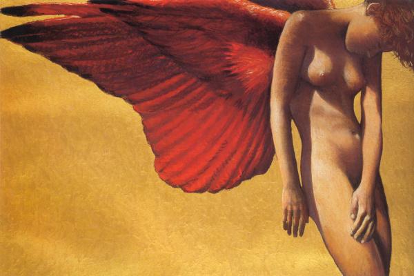 Джоэл Спектор. Краснокрылый ангел