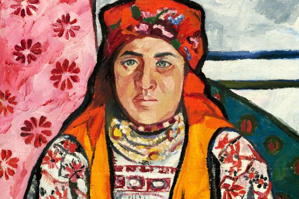 Наталья Сергеевна Гончарова. Тульская крестьянка