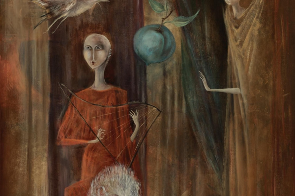 Leonora Carrington. The game of hide and seek