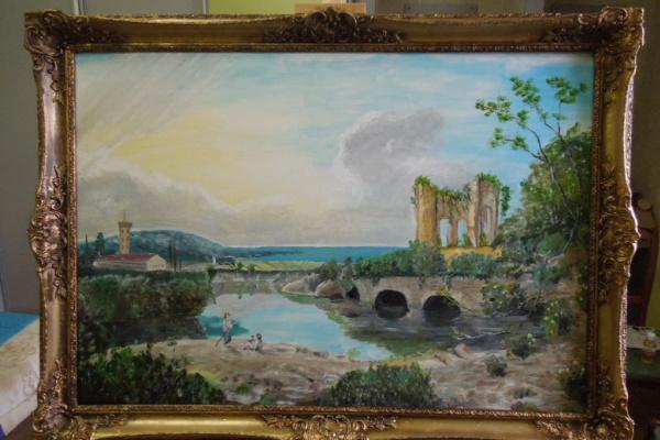 Юрий Евгеньевич Снурников. Lake