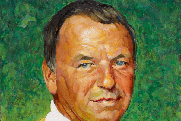 Norman Rockwell. An American Classic (Portrait of Frank Sinatra)