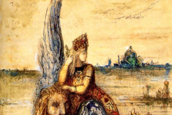 Гюстав Моро. Венеция
